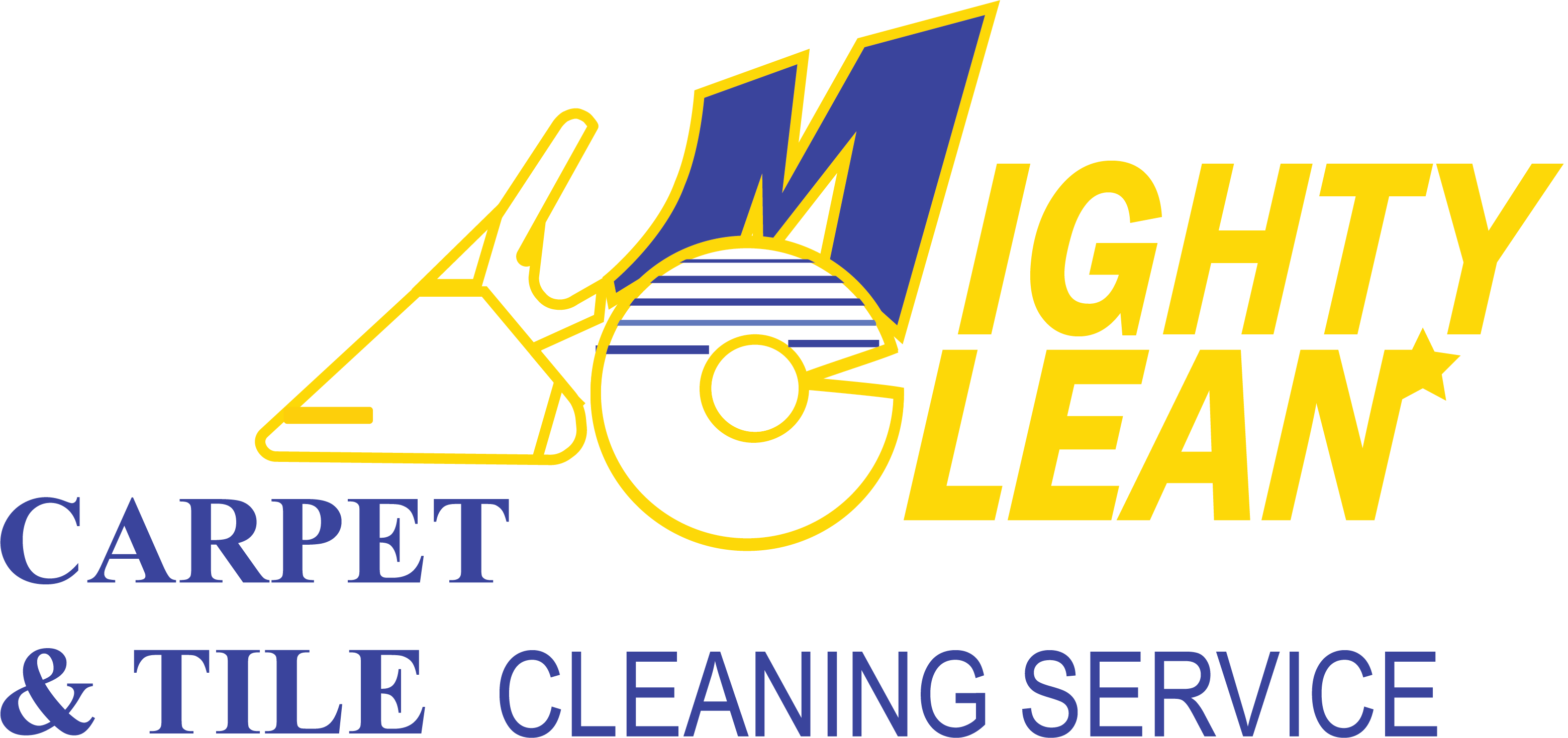 Mighty Clean Carpet & Tile Cleaning's logo